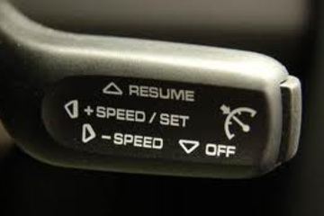 Retrofit cruise control for Porsche