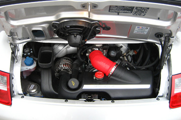 Porsche air intake kit
