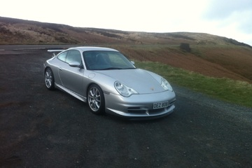 Porsche 996 Carrera (2002) - For Sale