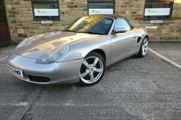Porsche 986 Boxster 2.7 (2001) For Sale