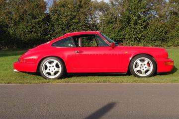 Porsche 964 Carrera 4 (1990) (SOLD)