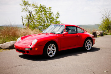 Porsche 993 Buyers Guide from Revolution Porsche