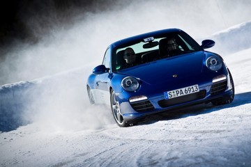Porsche For Winter