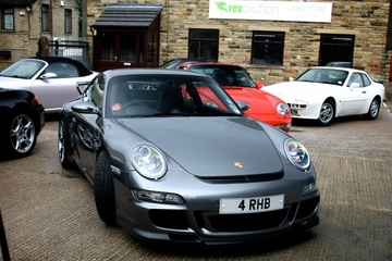 Porsche Servicing in Huddersfield and Surrounding Areas
