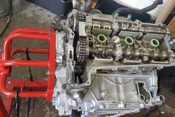 Porsche 996 Engine Rebuild