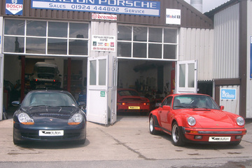Independent Porsche specialist in Leeds