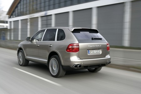 Even the sporty Porsche Cayenne Turbo is a practical choice.