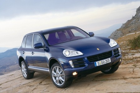 The facelift Porsche Cayenne is available for under £15,000.