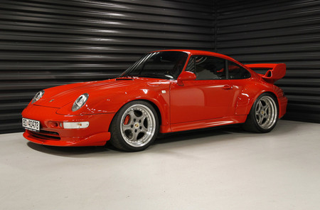 The 993 GT2 is one of the best performance cars Porsche has ever made.