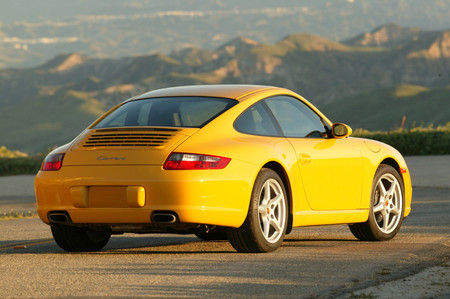 Early Porsche 997 Carreras can now be bought for less than £20,000.