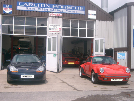 Revolution Porsche is the new owner of Carlton Porsche.