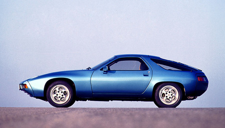 The Porsche 928 benefited from exceptional build quality.