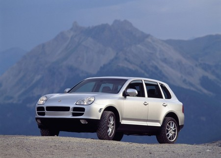The first generation Cayenne is a great family car.