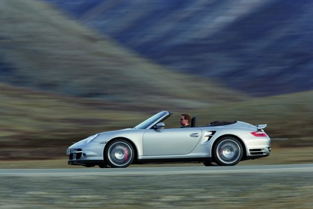 Used 997 Turbo Cabriolets have held their value well.
