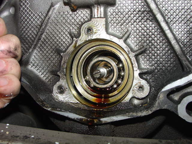 Porsche 911 ims bearing failure